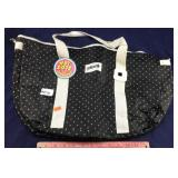 Jordache Hot Dots Tote- New from 1980