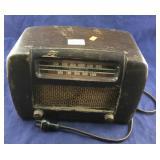 Vintage Philco Transitone Transistor Radio