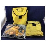Pair of New Aerial Lift Fall Protection Harnesses