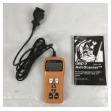 Actron OBD II Auto Scanner with Manual