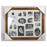New Wooden Photo Collage Frame