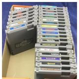 24 Nintendo Entertainment System Games