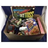 Large Box Full of Toys- Some Vintage
