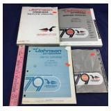 Vintage Johnson Outboard Manuals & Catalog
