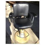 Vintage Barbershop Salon Chair