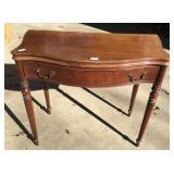 Vintage Mahogany Game Table