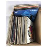 Assorted Vinyl LP Records