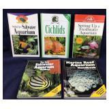 5 Nice Aquarium and Fish Books