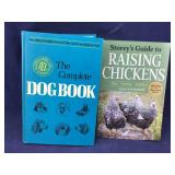 AKC Complete Dog Book and Chicken Raising Guide