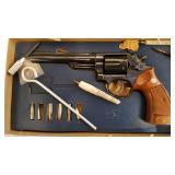 Smith & Wesson Model 53 .22 Cal. Revolver