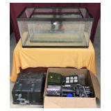Aquarium Fish Tanks With Equipment