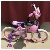Huffy Disney Princess Girls Bicycle