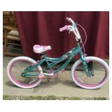 Girls Huffy Jazzmin Bicycle
