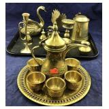 Good Usable Decorative Brass Lot