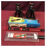 Almost New Beam Torque Wrench and Tile Cutter,