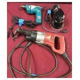 Power Tools, Milwaukee Drill, Milwaukee SawZall