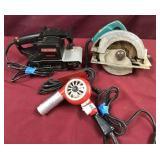 Power Tools, Makita Circular Saw, Craftsman