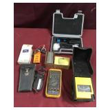 Testing Equipment, Meters, Testers, Cable Cutter