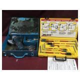 Tools, Water Line Repair Kit, Bosch Grinder