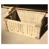 Antique Poultry Crate