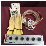 Resistance Temperature Detector Simulator, Cable