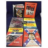 Vintage NASCAR Incl Programs & Directories
