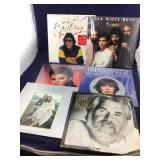 Collection of 2 Dozen Vntg Record Albums