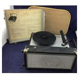 Vintage Aves Classroom Record Player