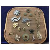 10 Pieces/Sets of Sarah  Coventry Jewelry
