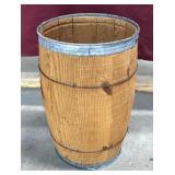 Vintage Nail Barrel