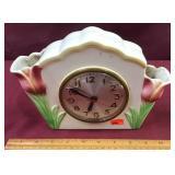 Vintage Planter Clock