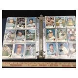 Binder of 460+ 1970s Baseball Cards