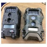 Pair of Trail Cameras by Wild Game Innovations