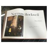Book Featuring the Works of Norman Rockwell