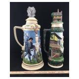 Large Handmade Mugs