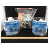 Mega Bloks Probuilder Kit & Indoor Snowballs