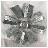 Metal Decorative Windmill Blades