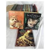 Collection of 35 Nat Geo Books