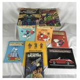 Collection Charlie Brown/Marvel Comics/Other Books