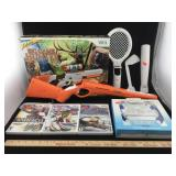 Lot of Wii Accessories & Games