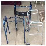 Three Handicap Walkers
