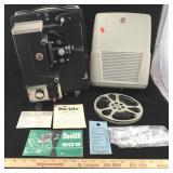 DeJur Versatile 909 8mm Movie Projector
