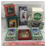 Collection of Christmas Items & Ornaments