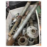 Box of Pipe Fittings
