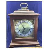Seth Thomas Wind Up Chiming Mantle Clock