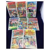 26 Archie Series 35 Cent Comics
