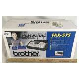 NIB Brother Plain Paper Fax/Phone & Copier