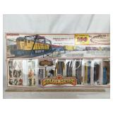 Bachmann Golden Spike HO Electric Train Set