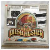 HO Electric Train Set Bachman Diesel Hustler