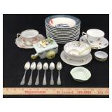 Vintage Fine Bone China, Nippon & More